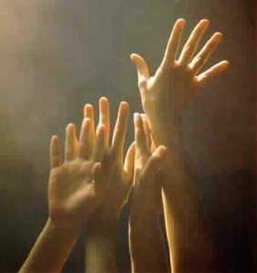 praise hands 2